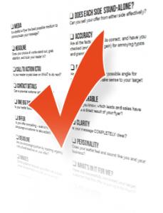 21 step checklist